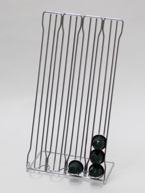 L型4排咖啡球架