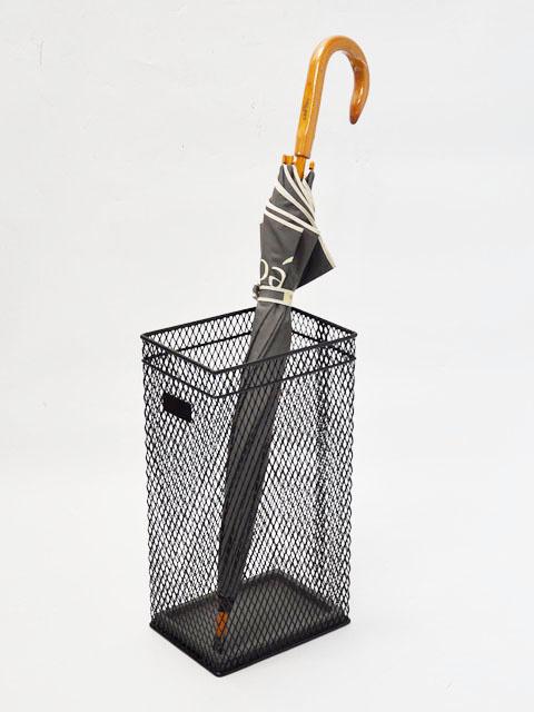 長方形鐵線洞洞雨傘桶