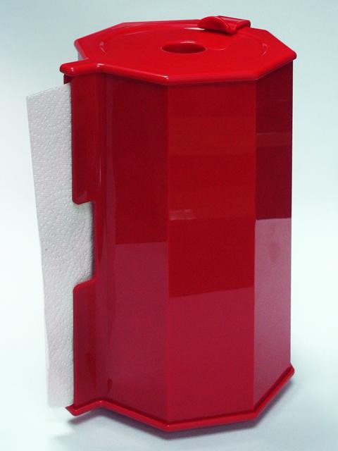 ABS Octagon Kitchen Paper Holder