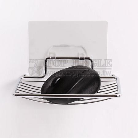 Adhesive Soap Dish Holder