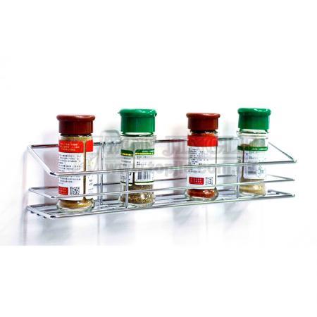 Adhesive Condiment Bottle Hanger