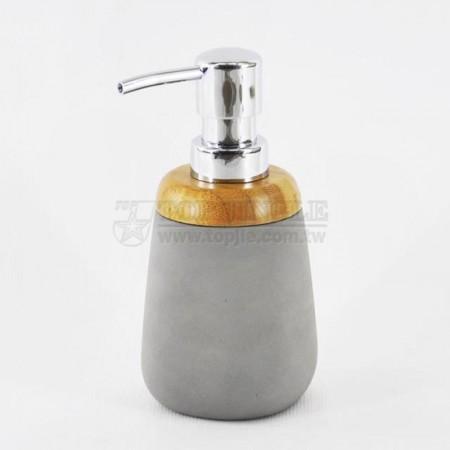 複合式雙色四方圓錐乳液罐