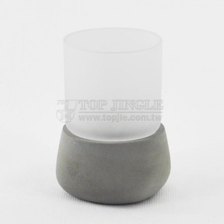 複合式四方圓錐漱口杯