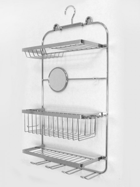 Wall Mounted Functional Baskets