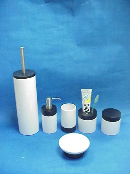Cylinder Shaped Bath Set