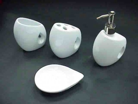 Su Damlası Banyo Seti
