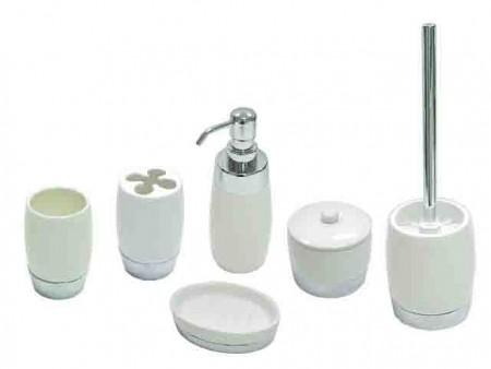 Fıçı Tasarım Banyo Seti