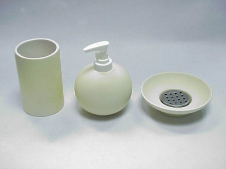 Round Design Bath Set