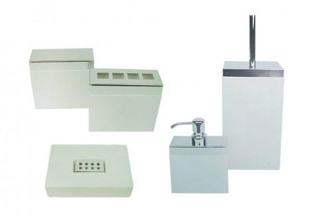 Dikdörtgen Tasarım Banyo Seti