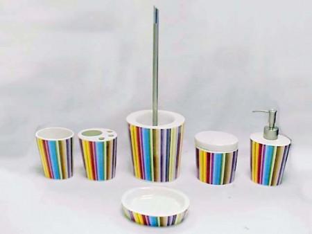 Rainbow Tasarım Banyo Seti