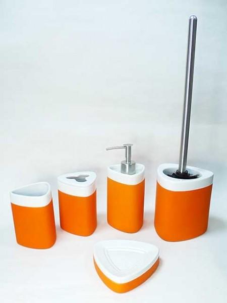 Üçgen Şekli Banyo Seti