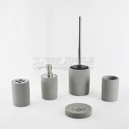 Цилиндрический набор для цементной ванны