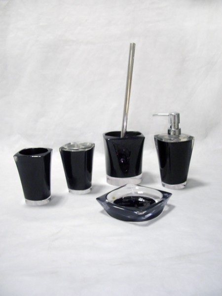 Taper Shaped Bathroome Set