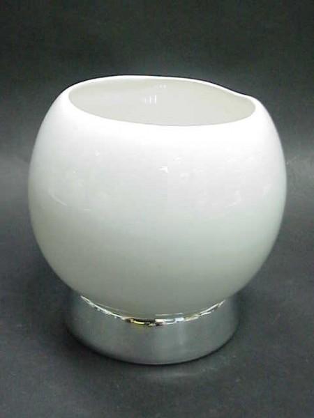 圓球造型陶瓷漱口杯