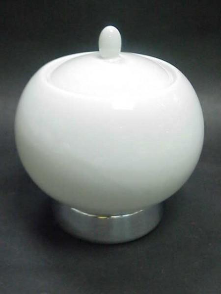 圓球造型陶瓷棉花罐