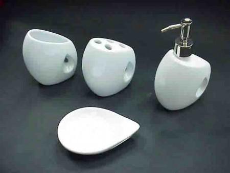 水滴造型衛浴四件組
