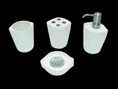眼晴形狀造型衛浴四件組