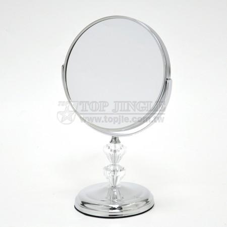 圓造型立鏡-鑽石
