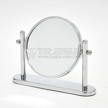 圓桌上造型鏡