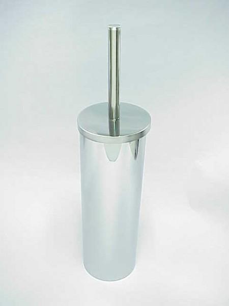 不鏽鋼鏡面馬桶刷筒