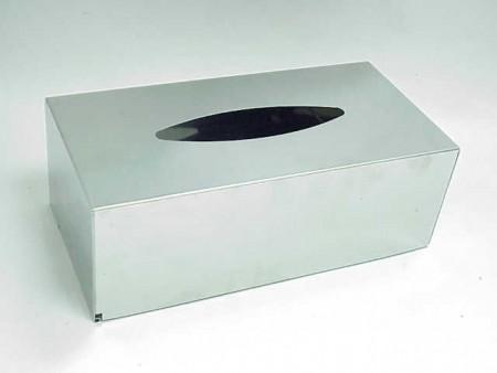 長方形不鏽鋼面紙盒