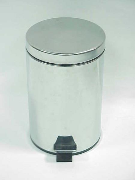 不鏽鋼小腳踏垃圾桶