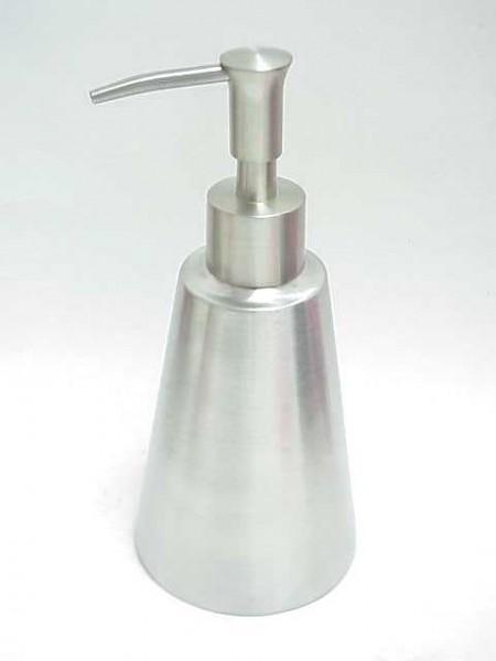 不鏽鋼砂面小圓金字塔形乳液罐