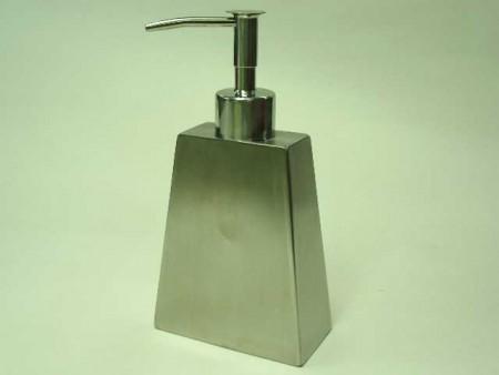 不鏽鋼砂面扁梯形小乳液罐