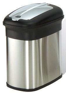 直長方形專利智慧型感應不鏽鋼垃圾桶