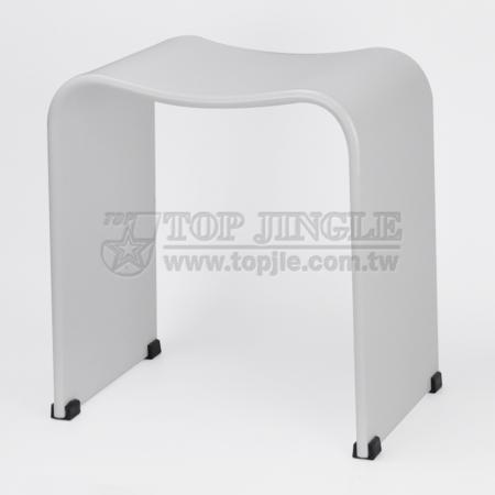 Acrylic Bathroom Stool