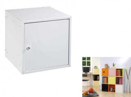 White Square Storage Box