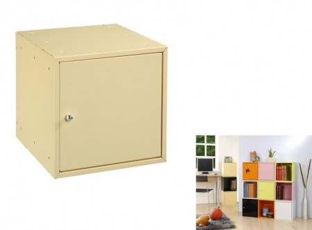 Light Yellow Storage Box