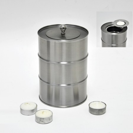 Stainless Steel Candle Holder
