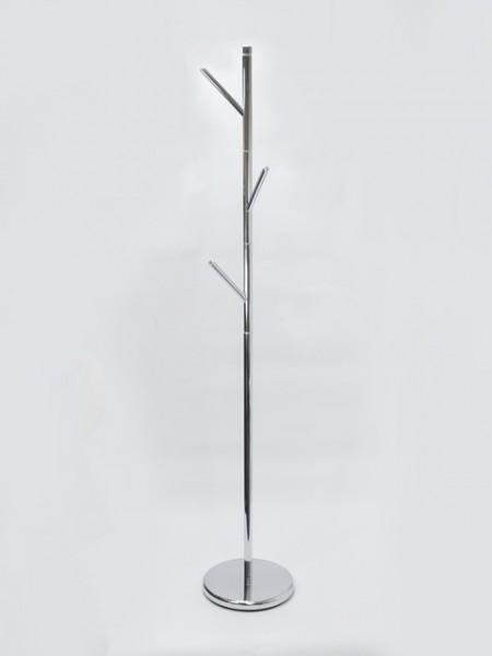 Вешалка для одежды в форме ветки