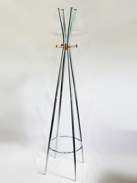 Round Tube Clothes Tree
