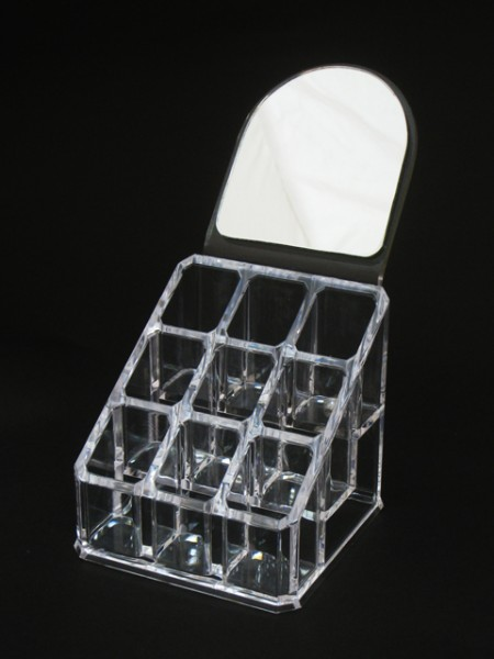 Lipstick Holder with Mirror