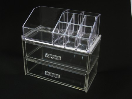 Cosmetics and Jewelry Organizer