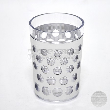 Bubble Design Water Tumbler