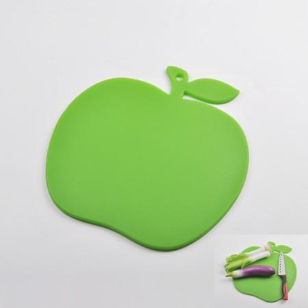Разделочная доска в форме яблока