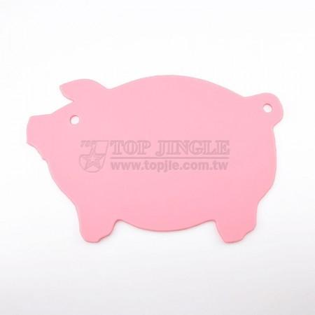 豚型まな板