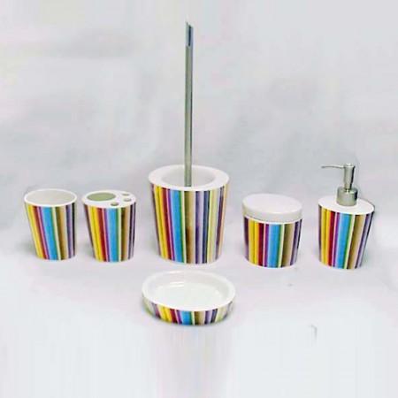 Ceramic Bathoom Accessories Set