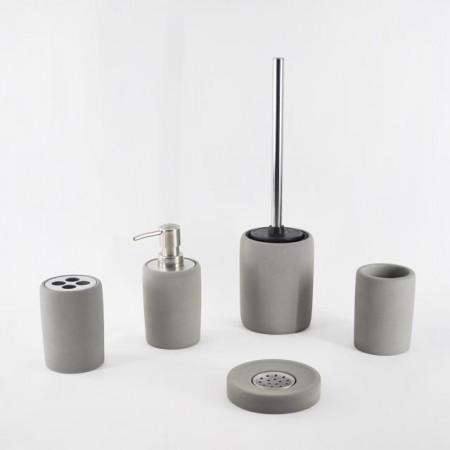 Concrete/Marble Bathoom Accessories Set