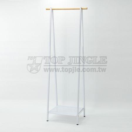 Вешалка для одежды с доской для хранения