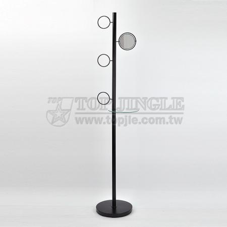 Round Shape Coat Rack