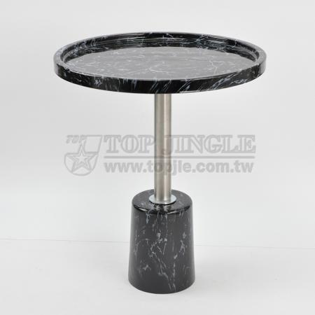 Marble Round Shape Coffee Table