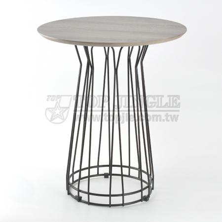 Big Round Coffee Table