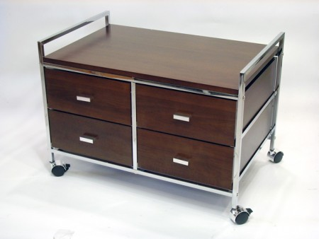 Wide Drawers Trolley