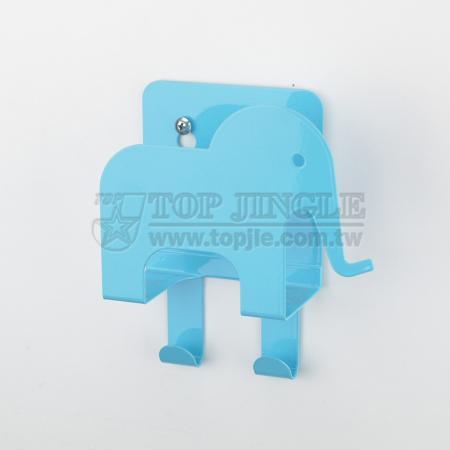 Wall Mounted Elephant Envelope Holder