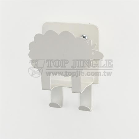 Wall Mounted Sheep Envelope Holder