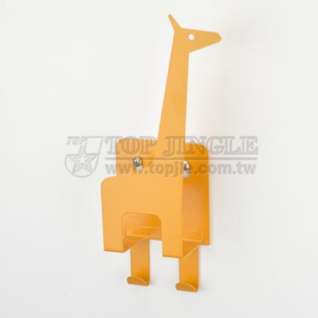 Wall Mounted Giraffe Envelope Holder